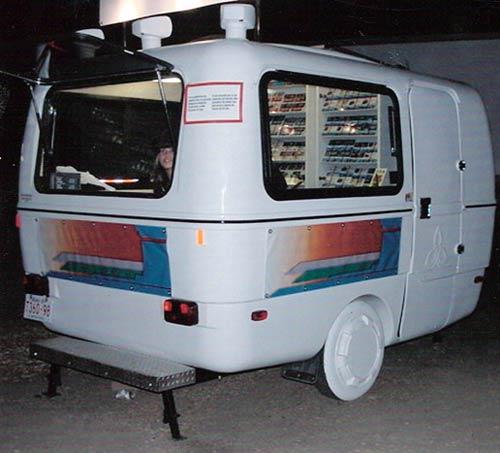 custom trillium trailer